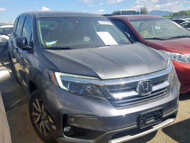 Salvage 2019 Honda PILOT EX for sale