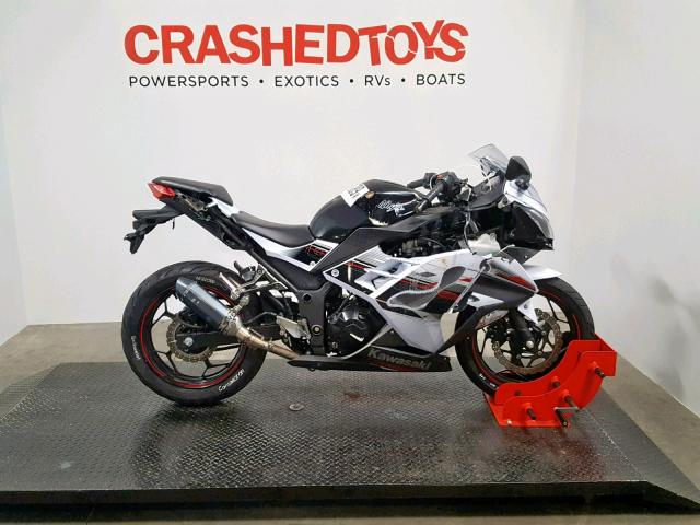 click here to view 2014 KAWASAKI EX300 A at IBIDSAFELY