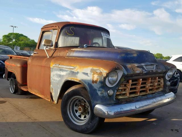 Chevrolet Pickup salvage cars for sale: 1956 Chevrolet Pickup