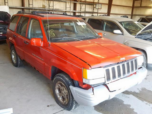click here to view 1998 JEEP GRAND CHER at IBIDSAFELY