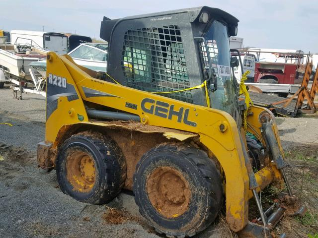 click here to view 2015 GEHL SKIDLOADER at IBIDSAFELY