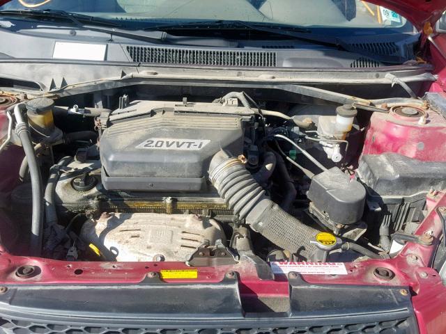 2002 rav4 engine
