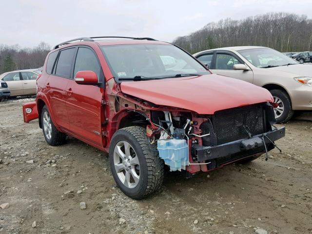 2011 Toyota Rav4 Limit 2.5L