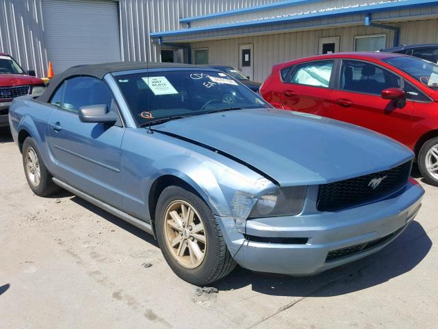 photo FORD MUSTANG 2007