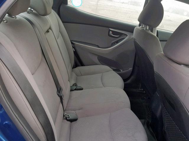 5NPDH4AE9FH631174 - 2015 Hyundai Elantra Se 1.8L detail view