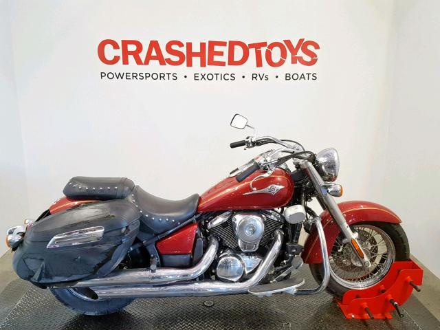 click here to view 2007 KAWASAKI VN900 D at IBIDSAFELY