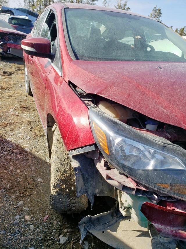 Salvage 2013 Ford FOCUS TITANIUM for sale