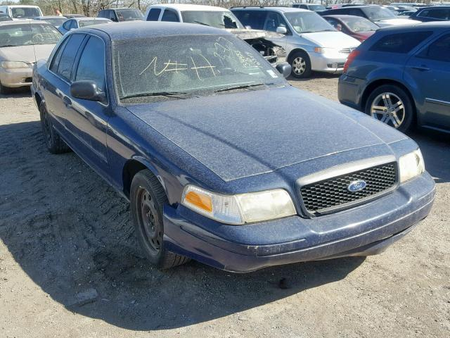2005 Ford Crown Victoria Police Interceptor Photos Md Baltimore Salvage Car Auction On Mon May 13 2019 Copart Usa