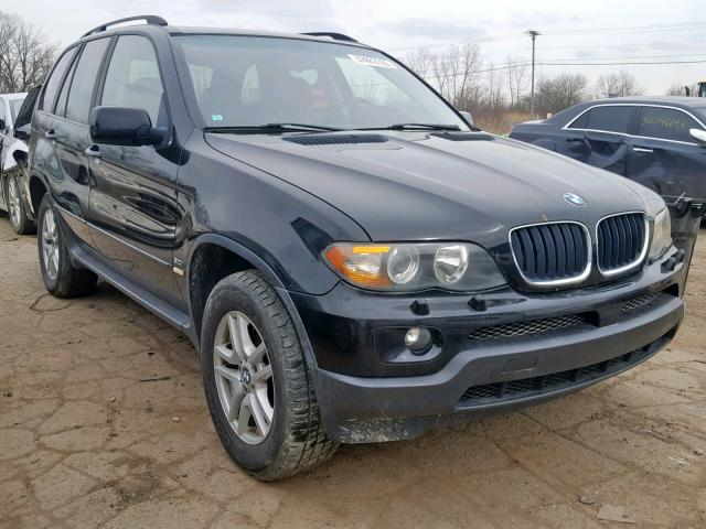 Auto Auction Ended On Vin 5uxfa13564lu28954 2004 Bmw X5 3 0i