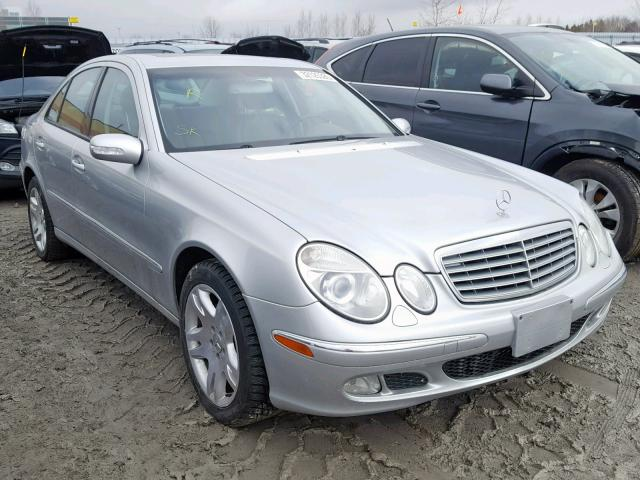 click here to view 2003 MERCEDES-BENZ E 500 at IBIDSAFELY