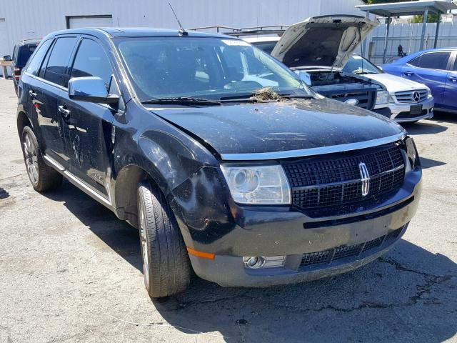click here to view 2008 LINCOLN MKX at IBIDSAFELY