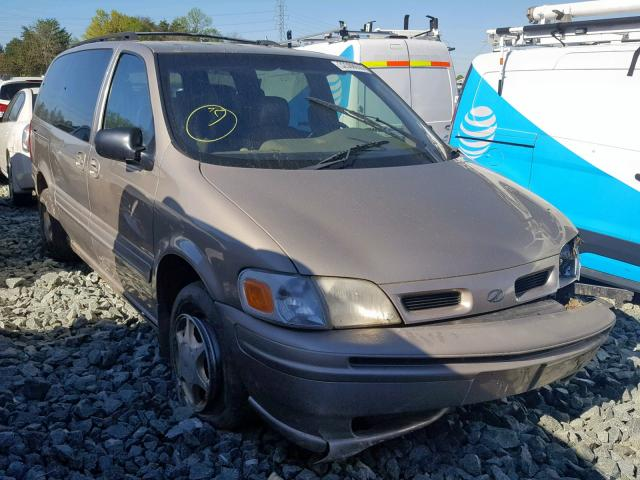 click here to view 2000 OLDSMOBILE SILHOUETTE at IBIDSAFELY