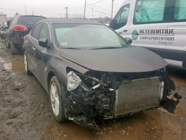 Salvage 2013 Nissan ALTIMA for sale