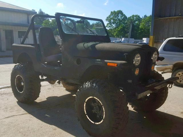 click here to view 1985 JEEP JEEP CJ7 at IBIDSAFELY