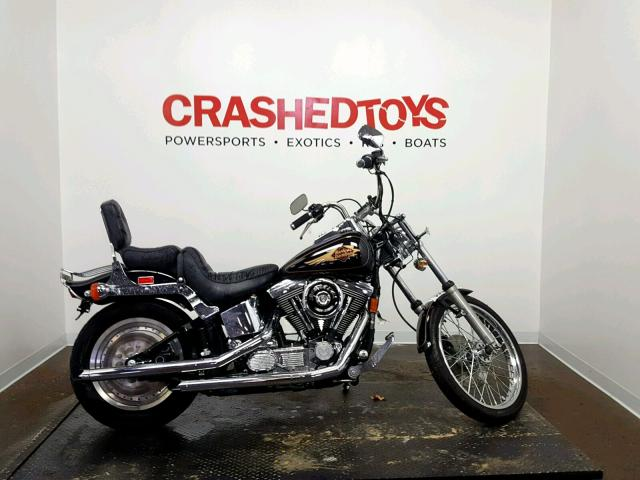 click here to view 1997 HARLEY-DAVIDSON FXST CUSTO at IBIDSAFELY