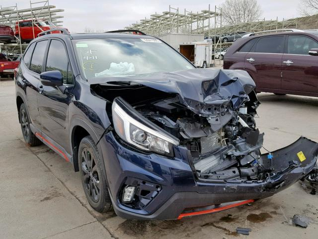 click here to view 2019 SUBARU FORESTER S at IBIDSAFELY
