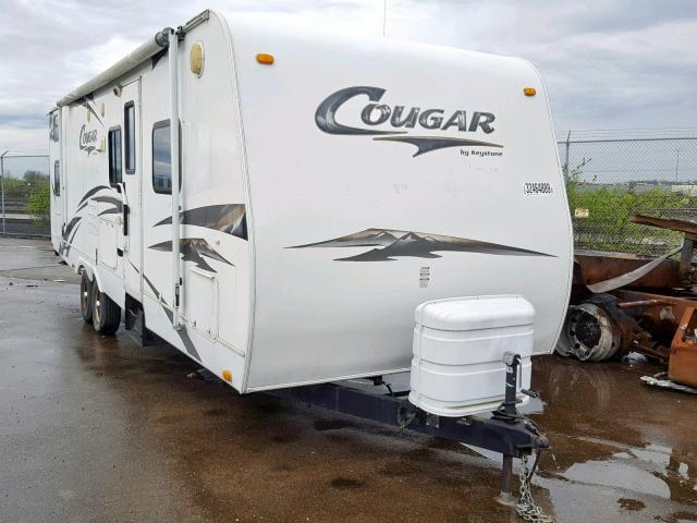click here to view 2009 KEYSTONE COUGAR at IBIDSAFELY