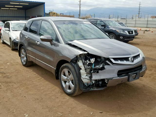 click here to view 2007 ACURA RDX TECHNO at IBIDSAFELY