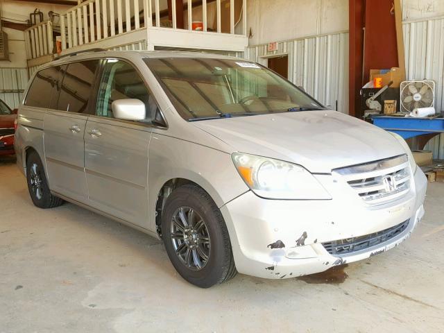 2005 Honda Odyssey To 3.5L