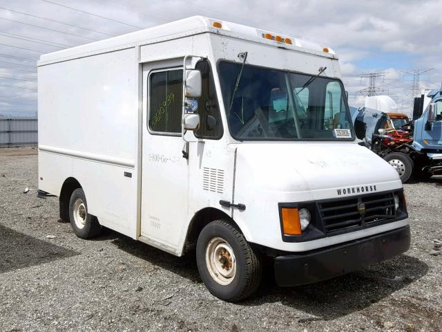 click here to view 2002 WORKHORSE CUSTOM CHASSIS STEP VAN P at IBIDSAFELY