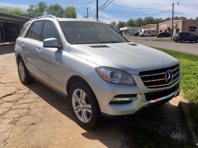 click here to view 2012 MERCEDES-BENZ ML 350 BLU at IBIDSAFELY
