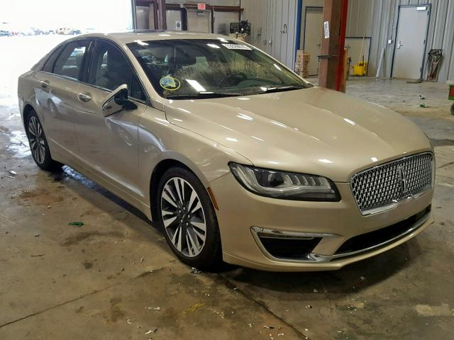 click here to view 2017 LINCOLN MKZ RESERV at IBIDSAFELY