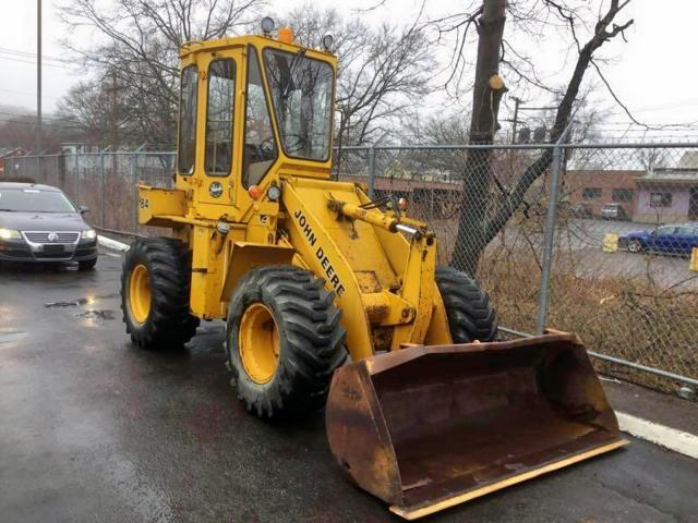 click here to view 1996 JOHN DEERE LOADER at IBIDSAFELY