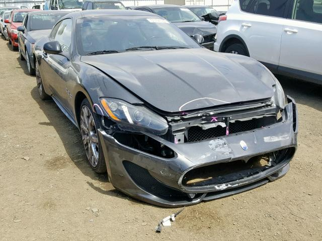 click here to view 2014 MASERATI GRANTURISM at IBIDSAFELY