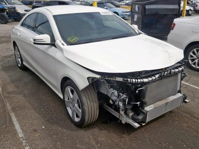 click here to view 2017 MERCEDES-BENZ CLA 250 at IBIDSAFELY