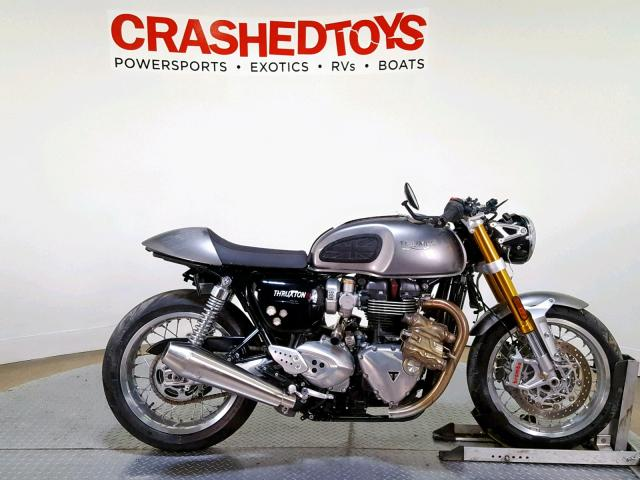 click here to view 2017 TRIUMPH MOTORCYCLE THRUXTON 1 at IBIDSAFELY