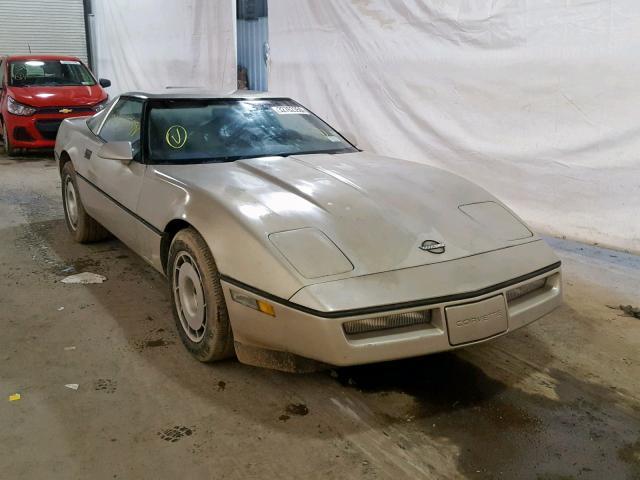 1g1yy0786g5127719 1986 Chevrolet Corvette In Ny
