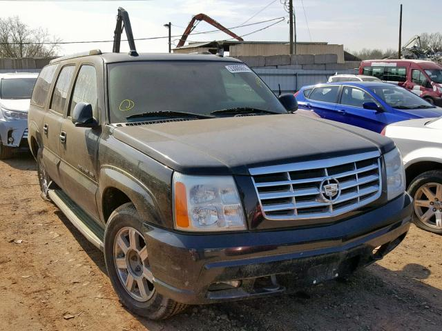click here to view 2005 CADILLAC ESCALADE E at IBIDSAFELY