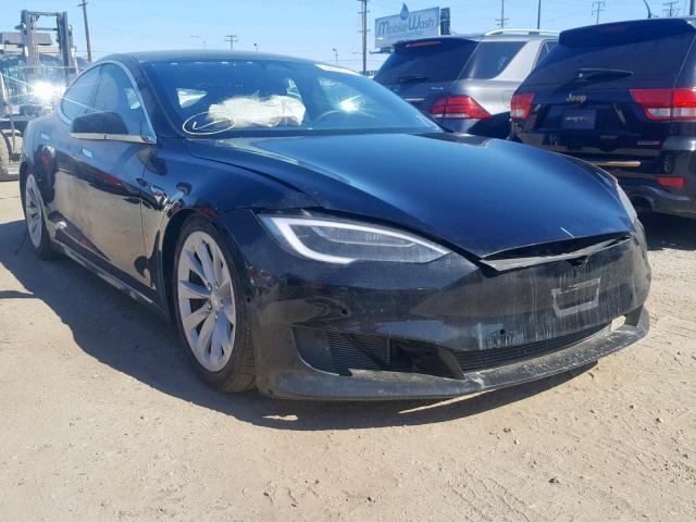 Auto Auction Ended On Vin 5yjsa1e27jf257648 2018 Tesla Model