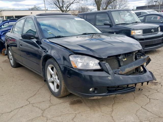 Nissan salvage cars for sale: 2005 Nissan Altima SE