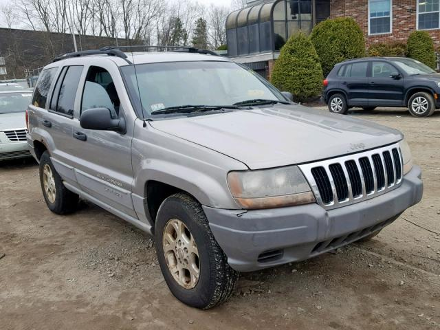 5aa590f9bab6a 2000 JEEP GRAND CHEROKEE LAREDO Photos | MA - NORTH BOSTON - Salvage ...