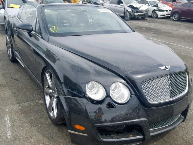 click here to view 2008 BENTLEY CONTINENTA at IBIDSAFELY