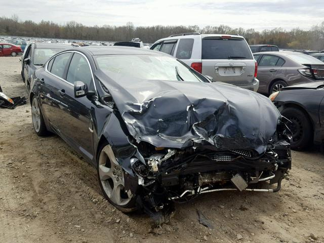click here to view 2009 JAGUAR XF SUPERCH at IBIDSAFELY