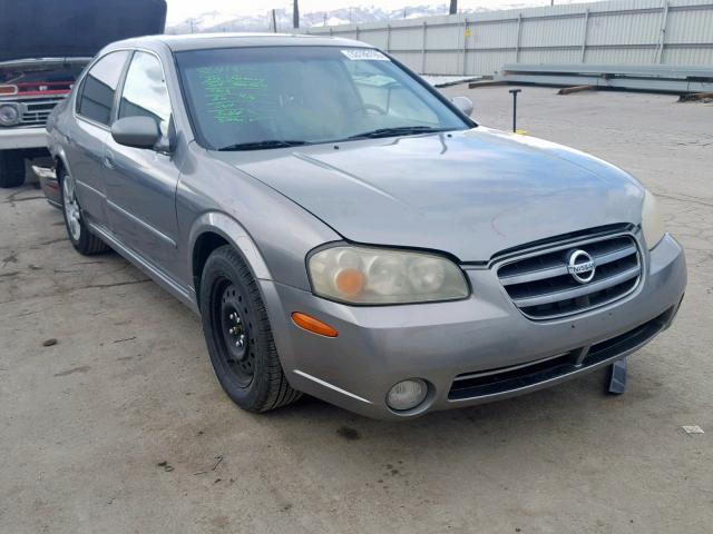 2003 Nissan Maxima Gle Left Front View Lot 33186199