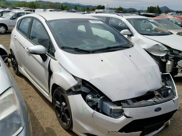 click here to view 2017 FORD FIESTA ST at IBIDSAFELY