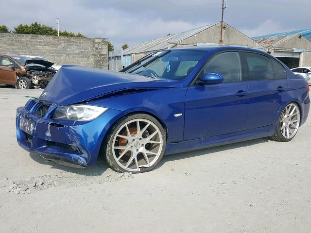 BMW 320D M SPO - 2007 rok
