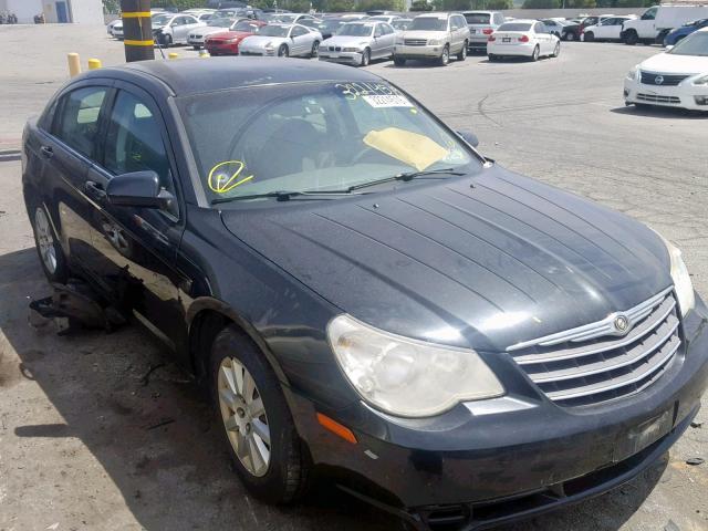 1c3lc46r67n555912 2007 Chrysler Sebring 2 7l Left View
