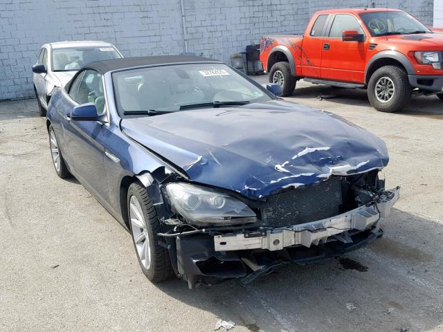click here to view 2012 BMW 640 I at IBIDSAFELY
