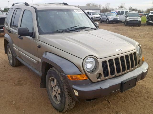 2006 Jeep Liberty Sp 3.7L