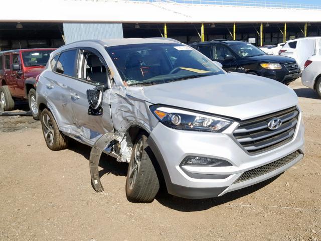Tucson Car Auction >> Auto Auction Ended On Vin Km8j33al0ju800180 2018 Hyundai
