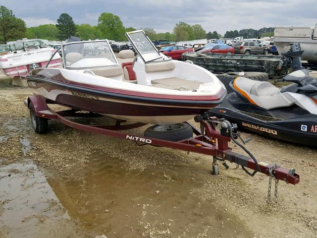 Salvage 2001 Nitrous BOAT for sale