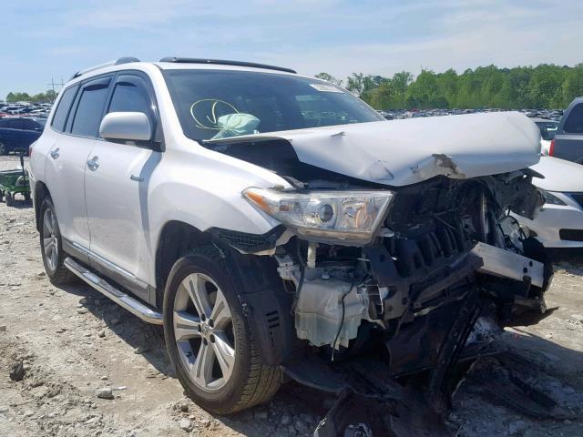 2013 Toyota Highlander For Sale >> 2013 Toyota Highlander 3 5l 6 For Sale In Loganville Ga Lot 32863779