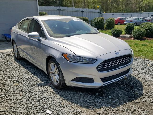 2016 Ford Fusion SE for sale in Mebane, NC