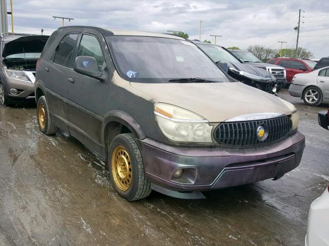 click here to view 2004 BUICK RENDEZVOUS at IBIDSAFELY