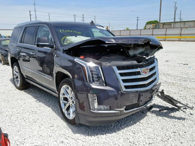 click here to view 2018 CADILLAC ESCALADE P at IBIDSAFELY