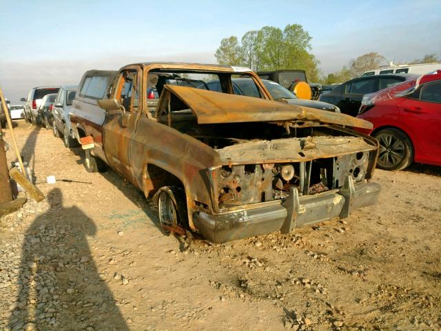 Chevrolet C10 salvage cars for sale: 1983 Chevrolet C10